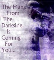 The Man From The Darkside by SomeoneOnTheEarth