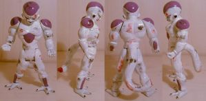 DragonballZ 100 Freeza custom by pgv