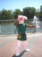 Bunny Link Cosplay by LittleMarin