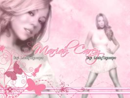 Blend of Mariah Carey by ladyiguape