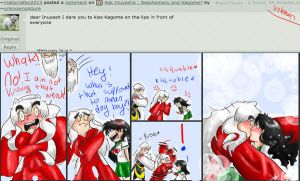 Ask Inuyasha: Dare by unknownpicture