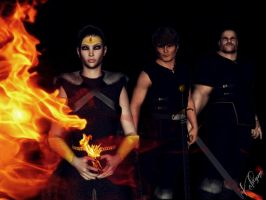 Fire clan by kafryne