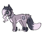 Fox auction [CLOSED] by Blueheart-Adopts