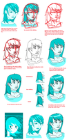 artist process and whatnot by colorwonders