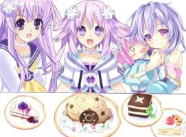 Nep BD13 - Planeptune by Suning
