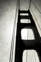 Golden Gate by johanneswalter