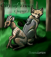 City of Trees- Ch. 3 Cover by SanjanaStone