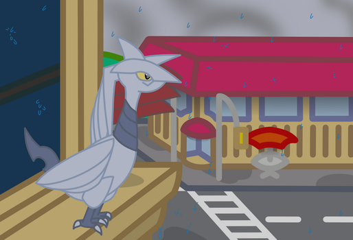Skarmory by doubleosquirtle