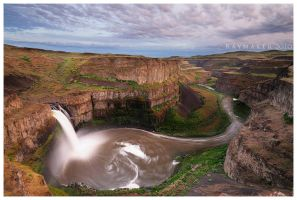 Palouse Falls by Raymaker