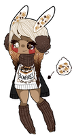 [bs-advent-10] S'mores by KatVizionz