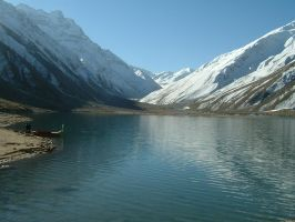 Lake Saif ul Muluk,Pakistan by eeye