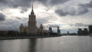 moscow city scapes 1 by Anaterma