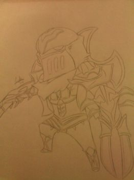 Chibi Zed by LexUltimecia