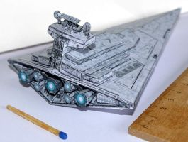 Imperator Class Star Destroyer by SarienSpiderDroid
