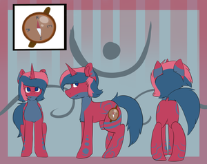 Oddends - Pyxis Sortilege by JaegerPony