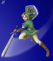 Link Smash by RoydGriffin