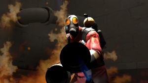 SFM-Meet the Pyro by DarkSora01