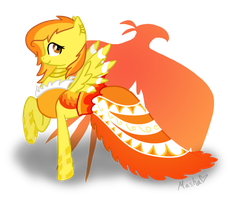 Spitfire's Gala Dress by mashaheart