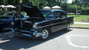 50's Chevy by benracer
