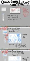 A Petty Tutorial- Quick Comics by pettyartist
