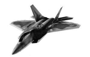 F-22A 'RAPTOR' by Raptorguy