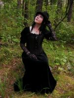 Gothic Story.Part 2 by InvisibleGirlStock