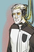 father GLaDOS by atropomorph