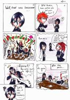 new bleach chapters comment by o0sahira-chan0o