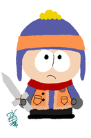 Craig's South Park the Video Game Outfit by INeedCoffeee