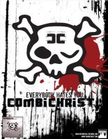 Combichrist Ad. by DigitalDecayDesigns