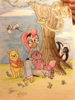 Sterling Holloway Tribute by RogersGirlRabbit