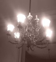Chandelier by Maleiva