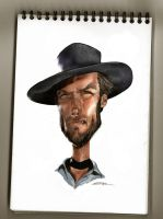 Clint E. by JeffStahl