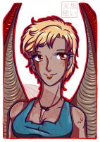 Collector OC Card Tandy by kuroitenshi13
