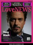Fictinal magazine-LOVE NEWS ESPECIAL EDITION by neniths