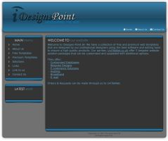 Business Site - iPointDesigns by moDesignz