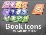 Book Icons by Matorel by matorel