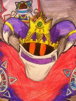 Magolor the Wizard by Rotommowtom