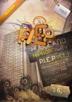 P.I.E.P. Flyer by freakedOutMe