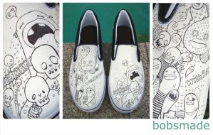 commission:Shoes for withHONOR by Bobsmade