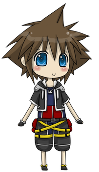 Sora by Iceling