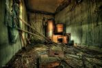 hdr - abandoned room by mayonzz