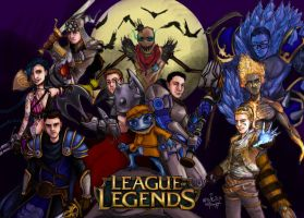 The new League by Massimo-Weigert