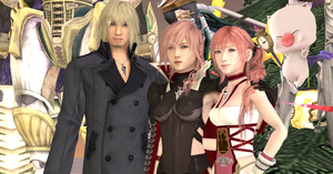 Close-up: Farron-Villiers Family by Ally-Sama-Chan