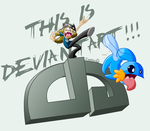 THIS IS DEVIANTART by Zeakari