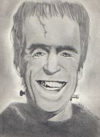 Herman Munster by GazF