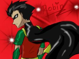 Another Robin :D by Starfire47Robin