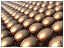 The Golden Goose's Egg Box by bluefish3d