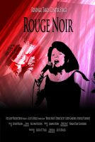 Rouge Noir Movie Poster by ImperialJedi