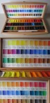 48 White Nights Colorchart by pesim65